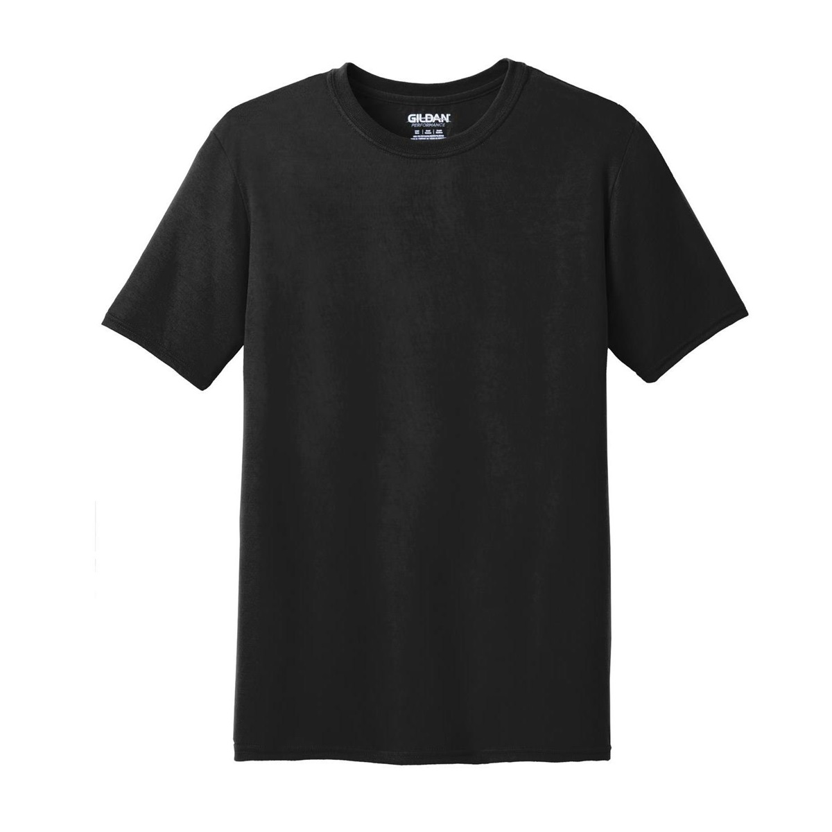 Gildan 42000 Performance T Shirt Black