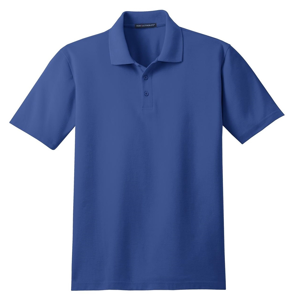 Port Authority K510 Stain-Resistant Polo - Royal | FullSource.com