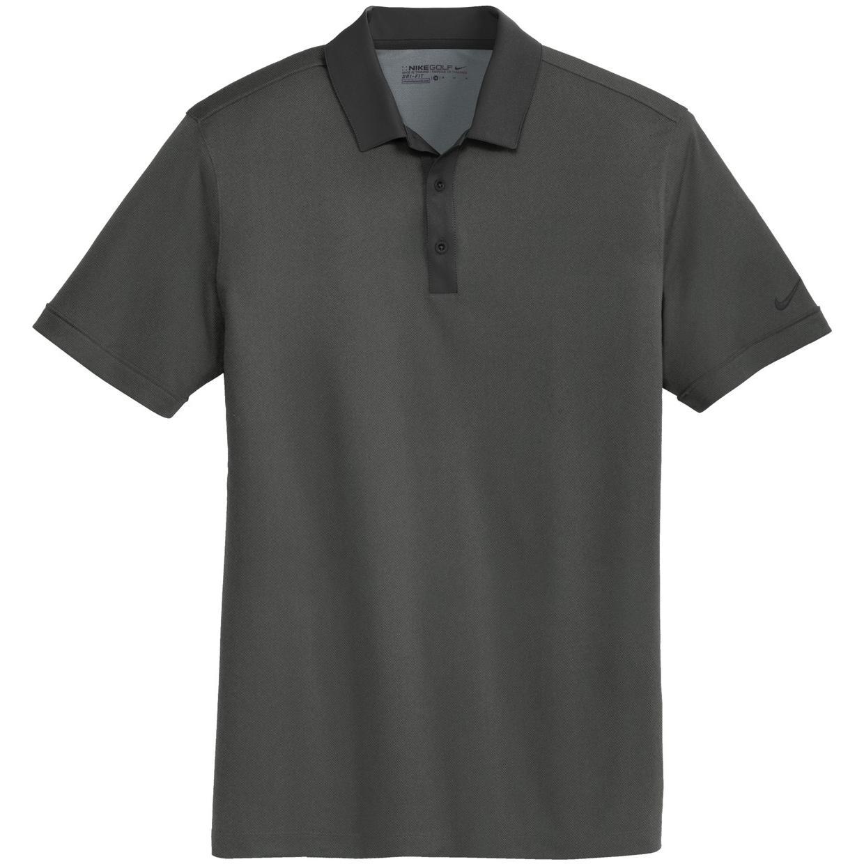 Nike golf 779798 dri fit heather pique modern fit polo for Maroon dri fit polo shirt