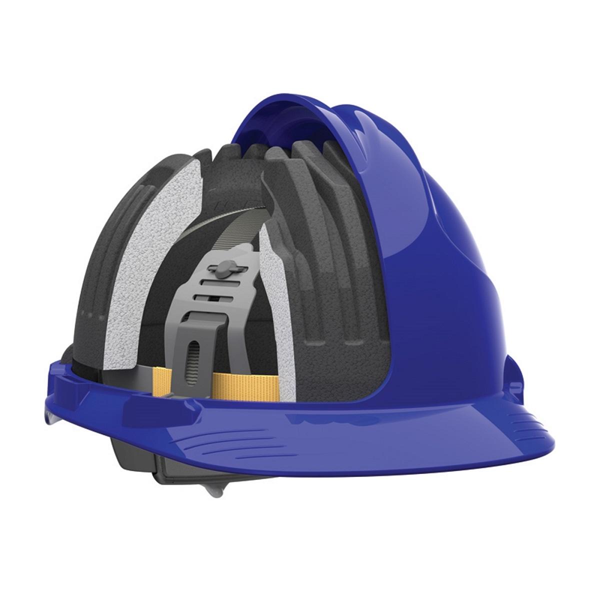 Full Brim ANSI Type 2 Hard Hat - The Home Depot