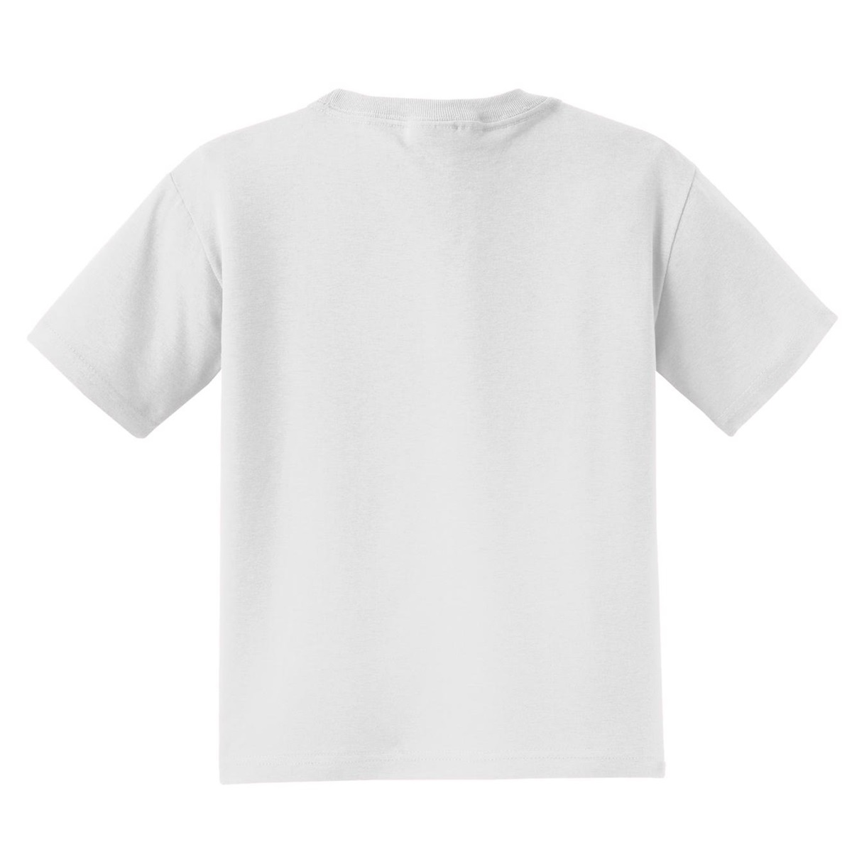 Jerzees 29b Youth Heavyweight Blend 50 50 Cotton Poly T