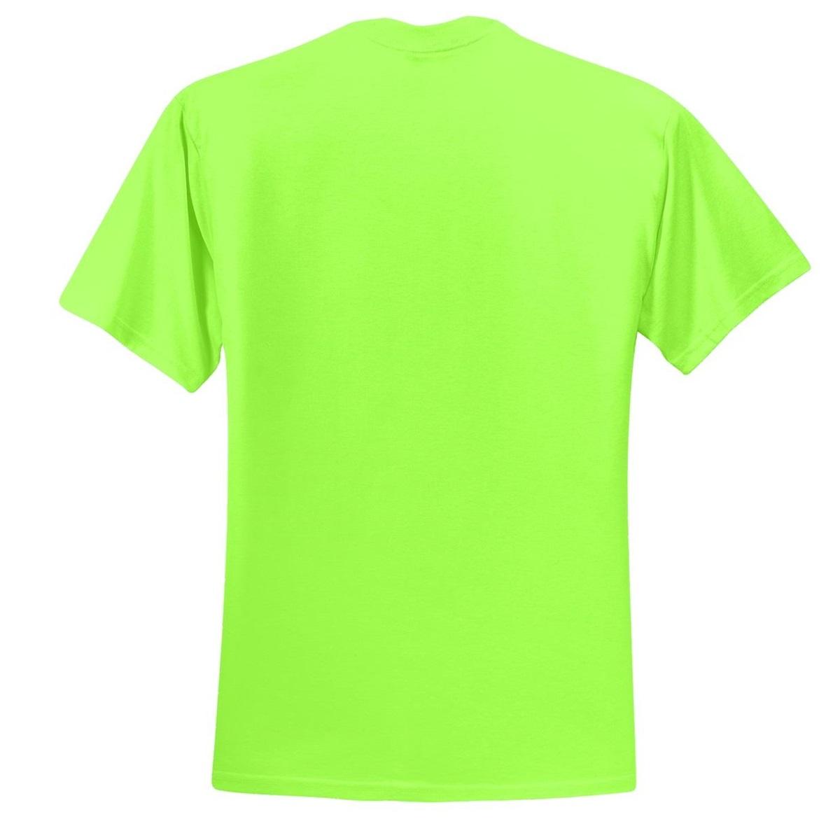 Jerzees 29M Heavyweight Blend 50/50 Cotton/Poly T-Shirt ...