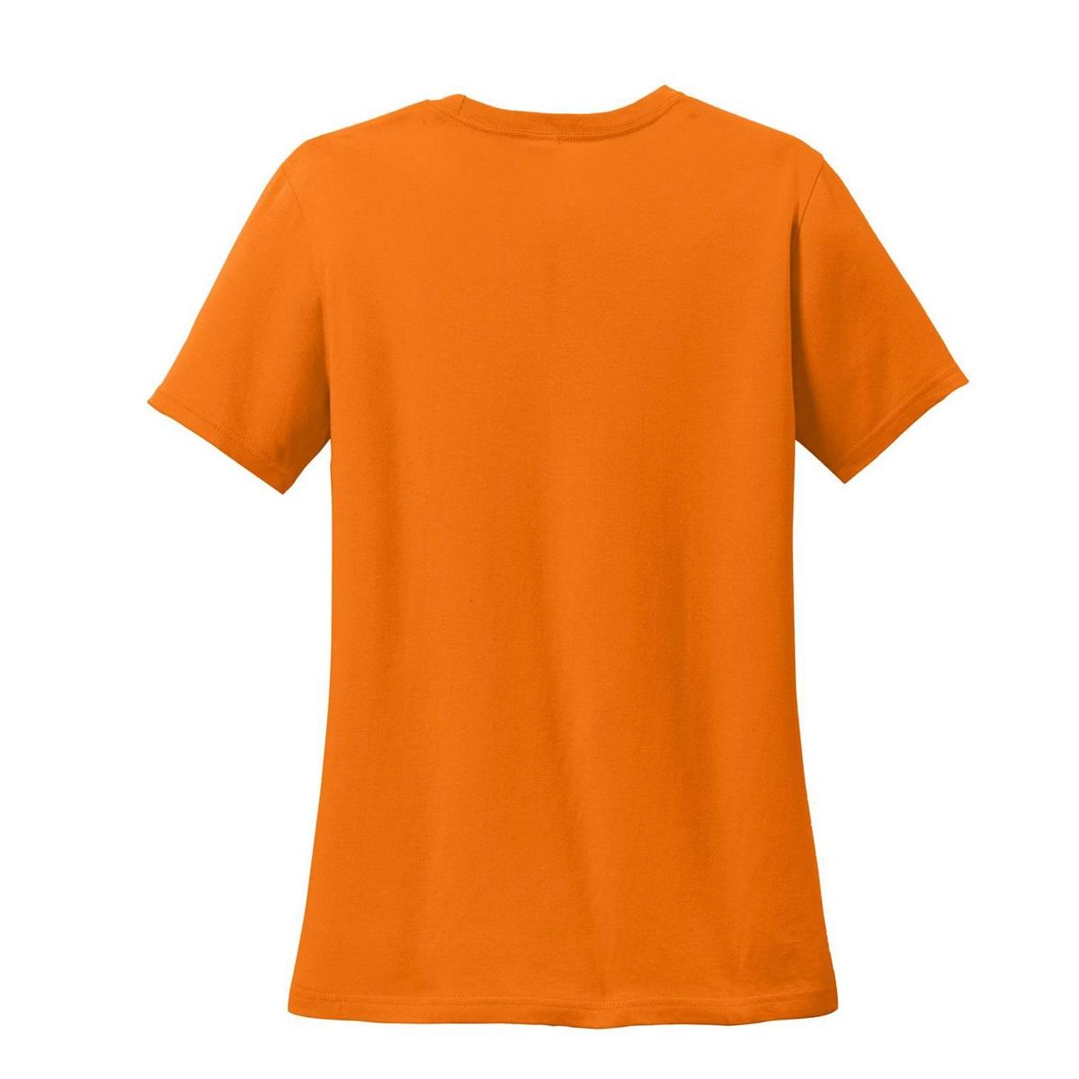 Anvil 880 ladies 100 ring spun cotton t shirt mandarin for 100 ringspun cotton t shirt wholesale