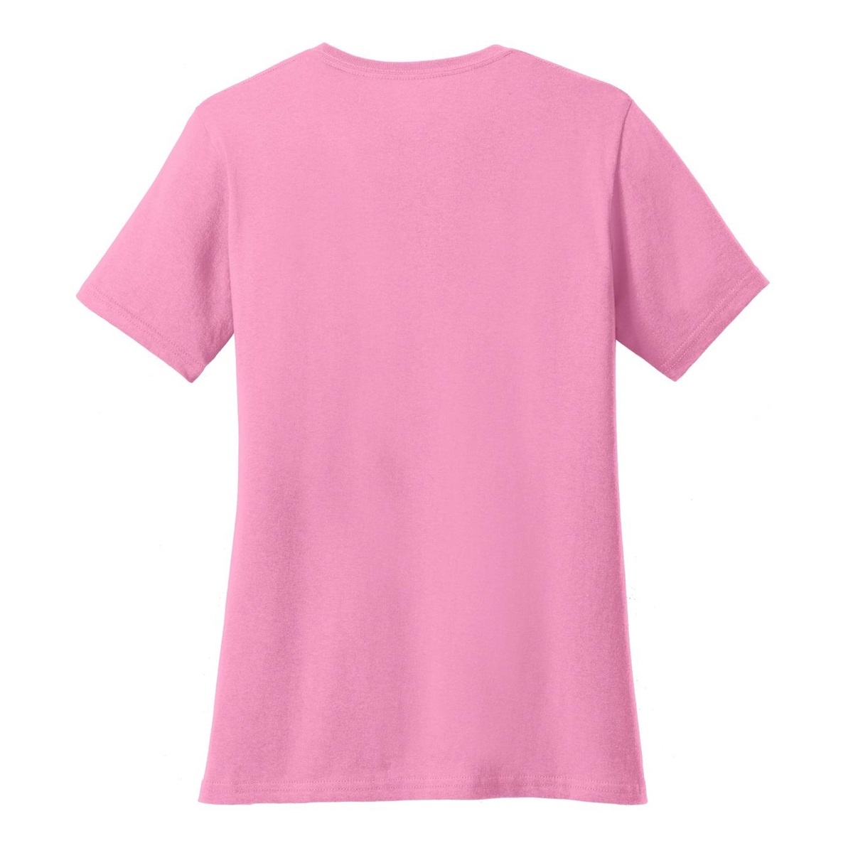 Port Company Lpc55 Ladies 50 50 Cotton Poly T Shirt