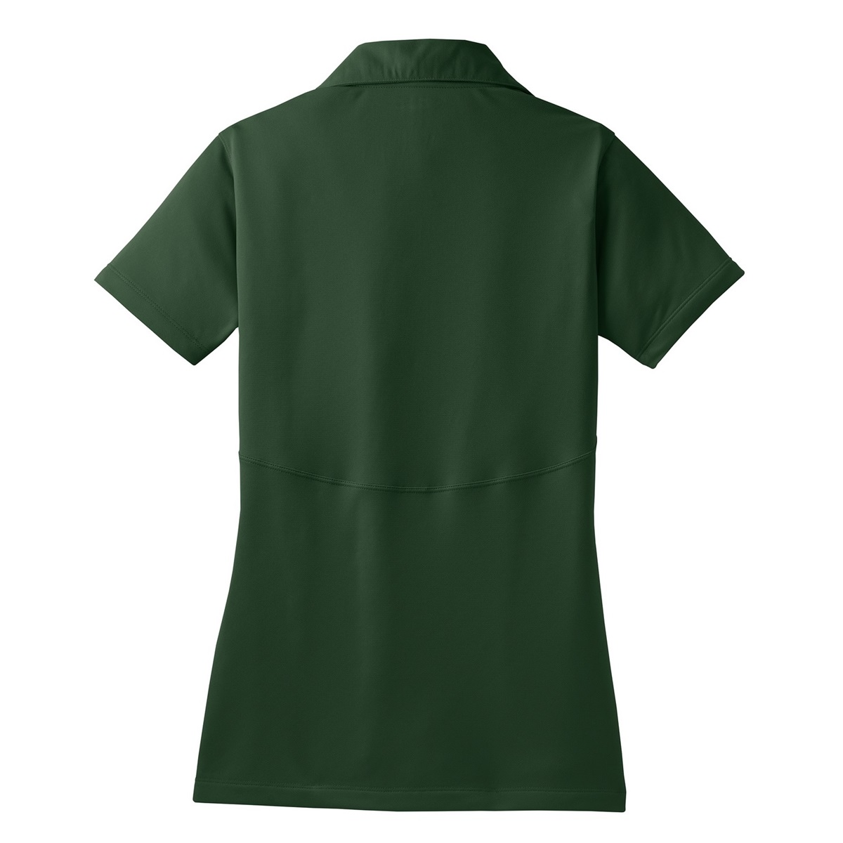 Sport tek lst650 ladies micropique sport wick polo shirt for Forest green polo shirts