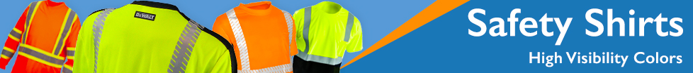 Promotion for Safety Shirts